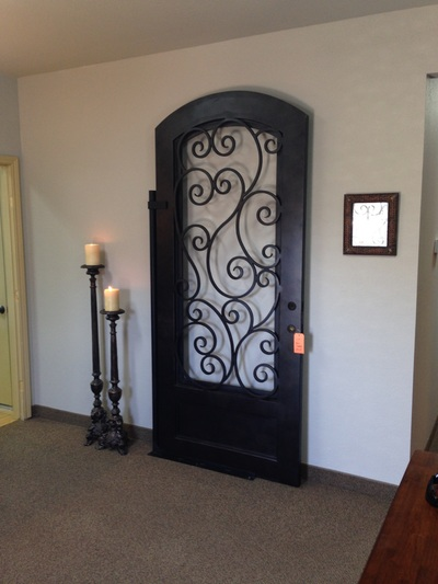 #1 Entry Iron Door Photos in Dallas Fort Worth Texas - M2 Iron Doors DFW & 1 Entry Iron Door Photos in Dallas Fort Worth Texas - M2 Iron Doors DFW