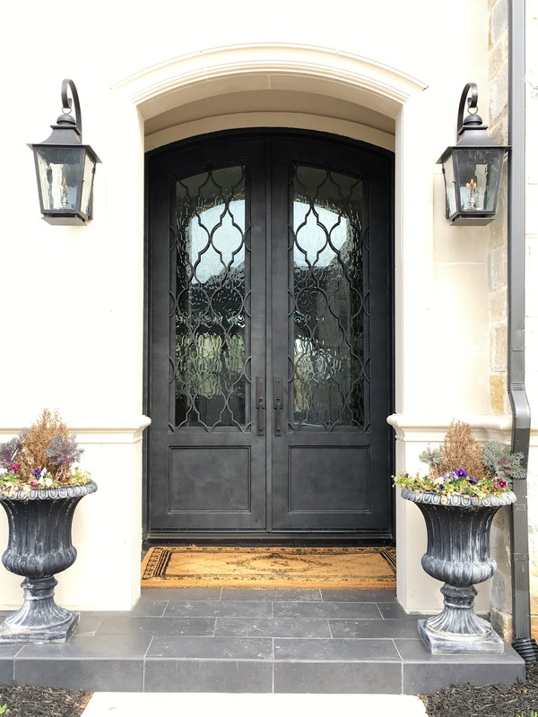M2 Iron Door in Southlake Texas  sc 1 th 259 & M2 Iron Doors DFW - #1 Wrought Iron Entry Doors Dallas Fort Worth Texas